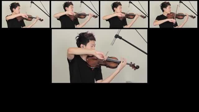 اجرای موسیقی رویایی سریال Game Of Thrones