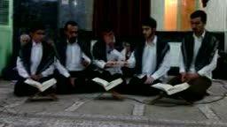 اجرای گروه تواشیح«افواه القرآن» شهرستان ماسال