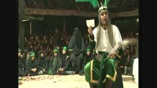 علی اکبر (ع) 93 خوانسار - نامه نویسی عالی از کلانتری