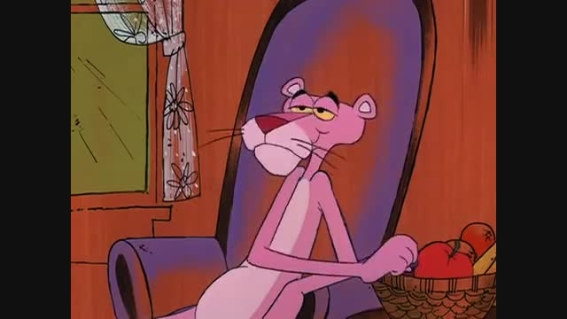 The Pink Panther in A Fly in the Pink