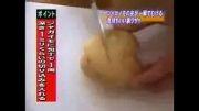 پوست کندن سریع سیب زمینی آب پز
