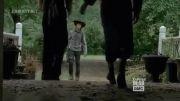 پارت دوم تریلر قسمت 9 از فصل 4 مردگان متحرک
