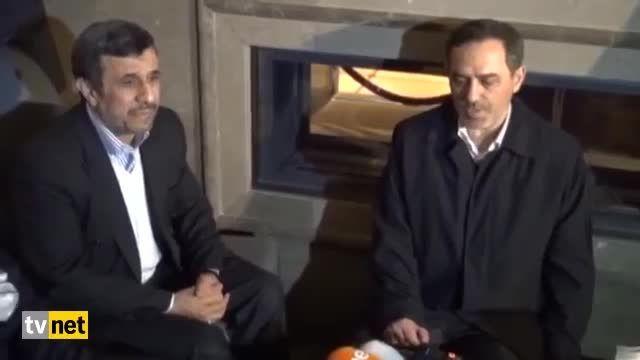 سفر دکتر احمدی نژاد به ترکیه-4