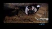 کشف تونل قدیمی در زیر خیابان های مشهد! !!!!!!^