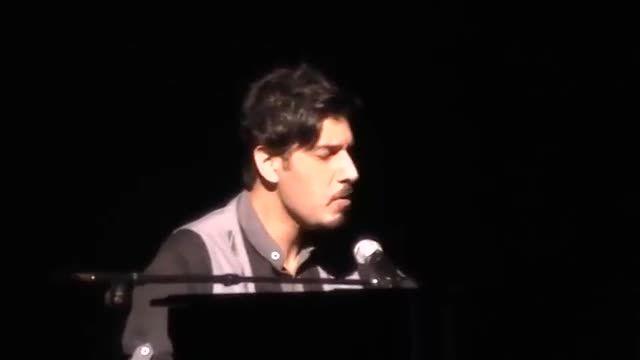 ♫احسان خواجه امیری در دالاس آمریکا از ایران خواند!