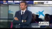 گل بازی بارسلونا 0-1 سلتاویگو