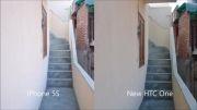 HTC One M8 .vs Apple iPhone 5S - Camera Comparison