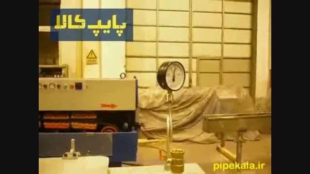 خط تولید لوله های PVC - قسمت دوم
