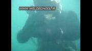 جوشکاری زیر آب-WELDSCHOOL.IR-underwater welding