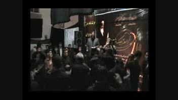حاج حسین جمالی و حاج سید محمود حسینی