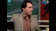 درگیری لفظی بهداد سلیمی و کورش باقری در برنامه زنده شبکه ۱