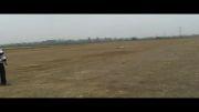 اولین پرواز آقا محسن روز جمعه رشت جاده جیرده 92.8.17