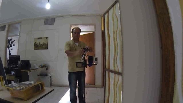 مینی پروجیب مخصوص دوربینهای کوچک خانگی و gopro