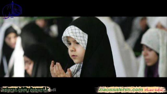 تغذیه ای عاطفی فرزند-حجت الاسلام اشرفی-برای والدین