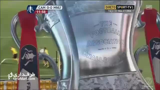 خلاصه بازی کمبریج یونایتد 0-0 منچستریونایتد