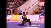 مسابقات ووشو قهرمانی چین 2014