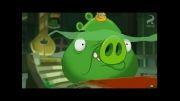انیمیشن سریالی پرندگان خشمگین۲۰۱۳ |قسمت 2| دوبله فارسی گلوری