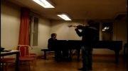 دوئت ویولن و پیانو - Howl