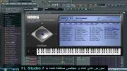 ارگ زدن با کامپیوتر - آهنگ های شاد مجلسی