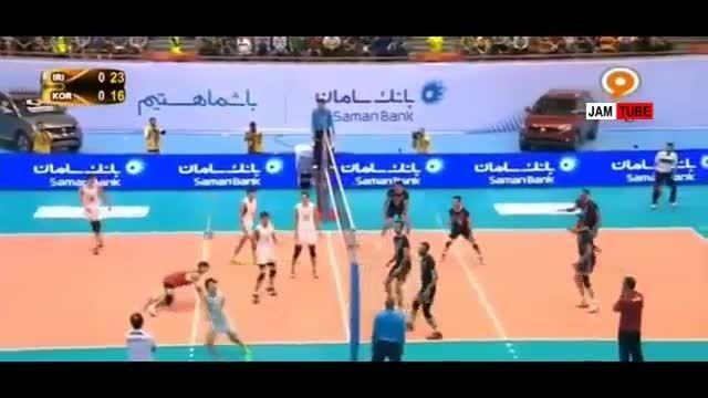 ایران 1 - کره جنوبی 3 | قهرمانی آسیا ۲۰۱۵