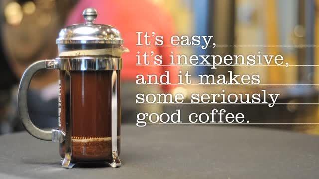 دم کرن قهوه ترک