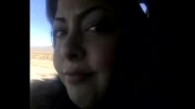 دختر راننده باشه و سرنشینشم خانم باشه دیگه فاتحه!!!!