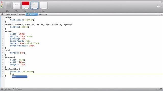 آموزش کامل HTML5 ویدئوی 30