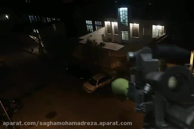 حمله گروهک های تروریستی داعش به اردبیل(ساخت خودم)