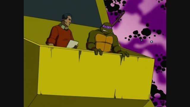 لاکپشت های نینجا 2003 فصل اول قسمت شانزدهم دوبله فارسی