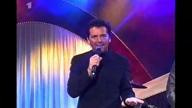 مدرن تاکینگ - اجرای آهنگ You Are Not Alone در ARD