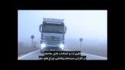 8. کامیون مرسدس بنز اکتروس 2013 _ چراغ های جدید اکتروس