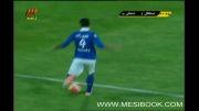 استقلال 1 - 0 داماش / هفته بیستم لیگ برتر