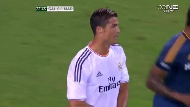 هایلایت بازی کریستیانو رونالدو مقابل لس آنجلس (2013)