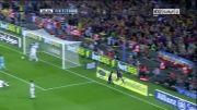 بارسلونا-رئال مادرید...گل اول و تساوی بارسلون...مسی