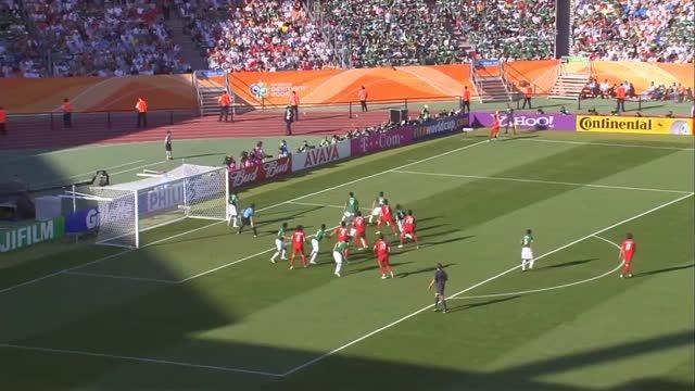 گل یحیی گل محمدی در جام جهانی