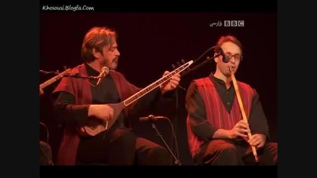 حسین علیزاده ٬کنسرت سوئد2- محمد معتمدی و گروه هم آوایان
