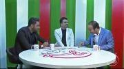 مناظره طنز حسن ریوندی و سامان گوران (کامل)