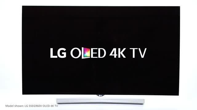 تلویزیون 4K OLED ال جی برای رضایت شما طراحی شده است