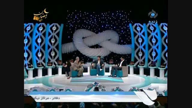 کل کل محمودی و مهدوی در جشن رمضان :)