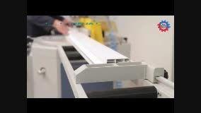 ماشین آلات اتوماتیک برش سر ملیون یو پی وی سی  اوزجنس-