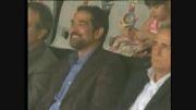 تقلید صدای ابی و مهران مدیری و علی دایی