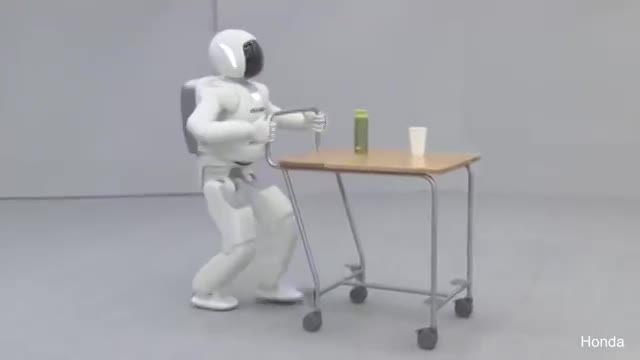 10 روبات شگفت انگیز  جهان