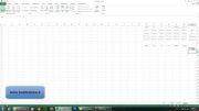 آموزش کامل ساخت نمودار پویا در اکسل