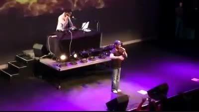 کنسرت یاس در تورنتو کانادا