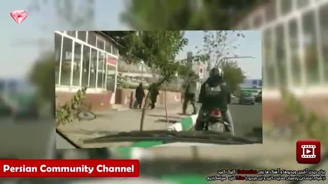 اتفاق عجیب و مردانگی چند پسر شیرازی بعد از اسید پاشی