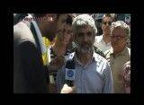 پدر شهید احمدی روشن در راهپیمایی روز قدس: بوی پیروزی قدس به مشام می رسد
