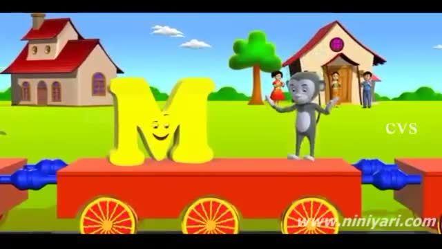 آموزش زبان انگلیسی کودک، کلیپ موزیکال آموزش حیوانات