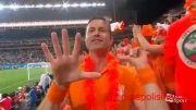 آرژانتین ۰-۰ هلند (پنالتی ۴-۲ به نفع آرژانتین)