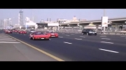 سوپر اسپرت ها...در خیابان های دبی