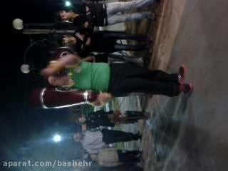 میل سنگین مرشد علی بحیرائی گرامیداشت روز بوشهر 93